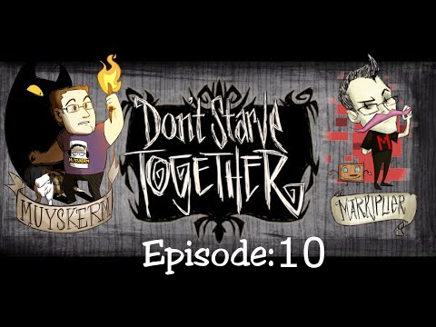 FUCKING BEES?!   Don't Starve Together Ep. 10