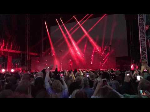 The Weeknd - The Hills (LIVE) [Blockfest, Helsinki, Finland 2017]