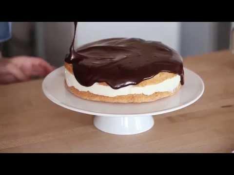 Boston Cream Pie - Freestylin' the #jenisbook
