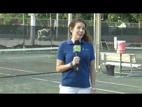Miami Beach Scores with New Tennis Facility in Flamingo Park