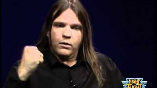 Meatloaf Interview On Night Flight - Rock & Roll State Of Mind