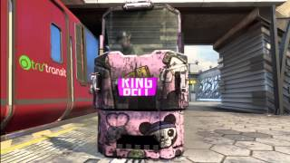 Black Ops 2 - Riot Shield Emblem Trolling (Fun With Riot Shields)