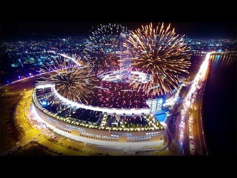 SM Seaside City Cebu - Opening Fireworks