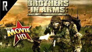 ► Brothers in Arms: Road to Hill 30 - The Game Movie [Cinematic HD - Cutscenes & Dialogue]