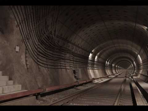 Oblig 01 - Noroff 2008/2009 - 3D Design & Animation - Architectural Design - Subway