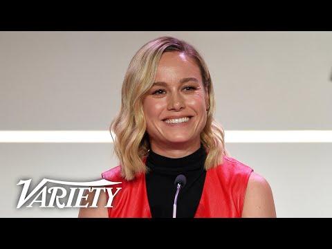 Brie Larson - Full Power of Women Speech