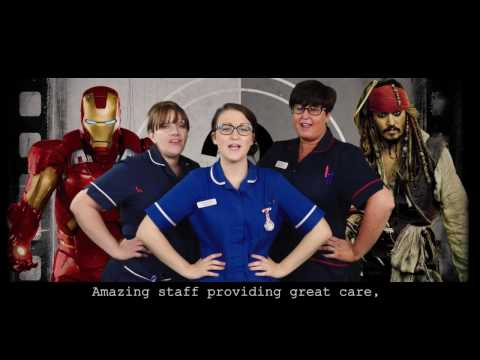 Hooray for Hospitals - WWL Recognising Excellence Awards video 2016
