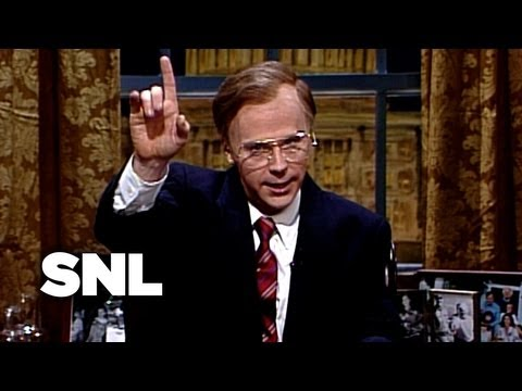 George Bush on Support for the War in Iraq and Bombing - SNL
