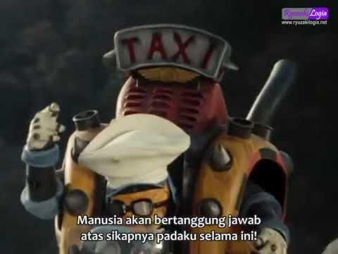 Ninja Rangers Eps 3  Bag 2 End HD