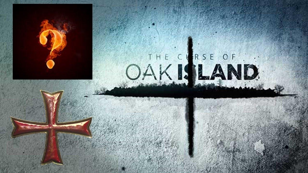 curse of oak island treasure found 2019