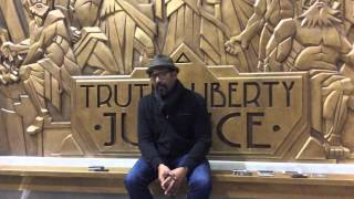 The Flash On-Set Interview with Jesse L. Martin Thumbnail