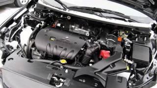 2011 Mitsubishi Lancer SE sedan with heated seats.wmv