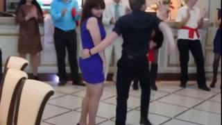 ВОТ КАК НАДО Танцевать! Приколы на свадьбе