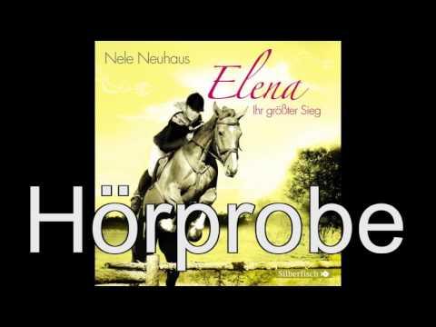 Ihr größter Sieg (Elena - Ein Leben für Pferde 5) YouTube Hörbuch Trailer auf Deutsch
