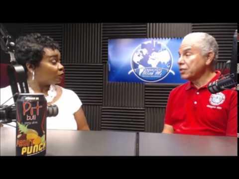 LABUE President on Melissa Sandfield's Show - July 30 2014