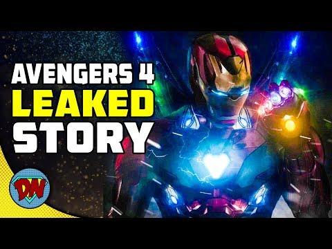 Avengers 4 Leaked Story Plots | Explained in Hindi