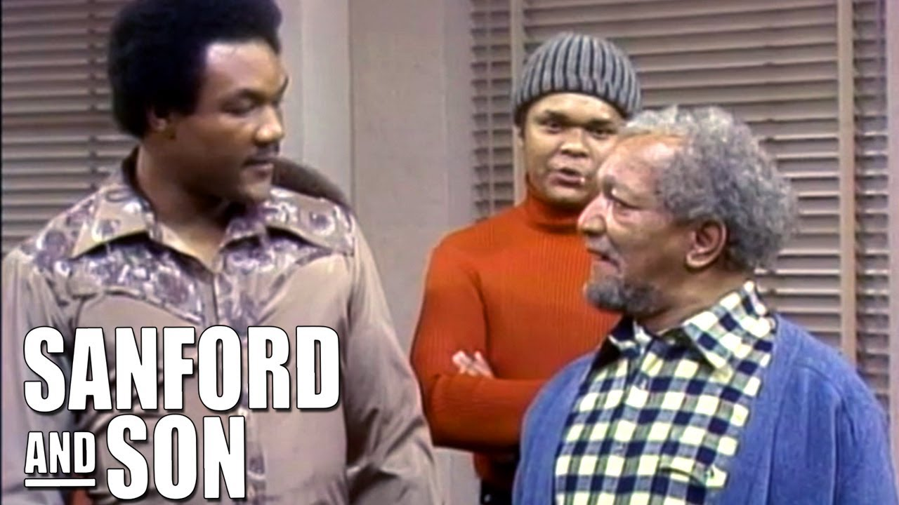 Fred Meets George Foreman | Sanford and Son