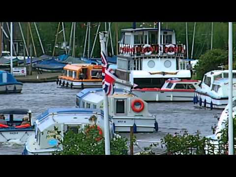 The Norfolk Broads - Horning