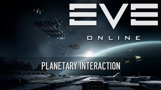EVE Online Tutorial - Planetary Interaction [Rubicon 1.3.9]