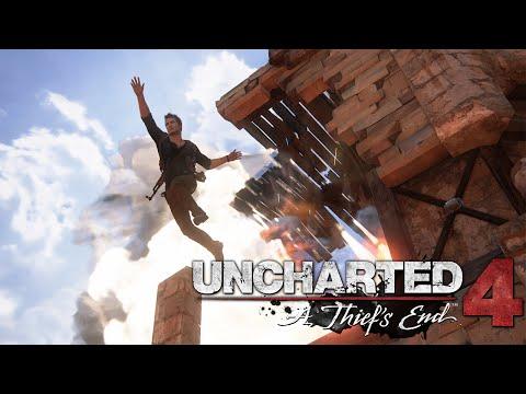 Uncharted 4 A Thief's End - AKSİYON - Bölüm 18