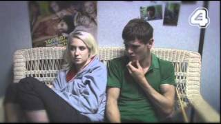 Lily Loveless and Jack O'Connell