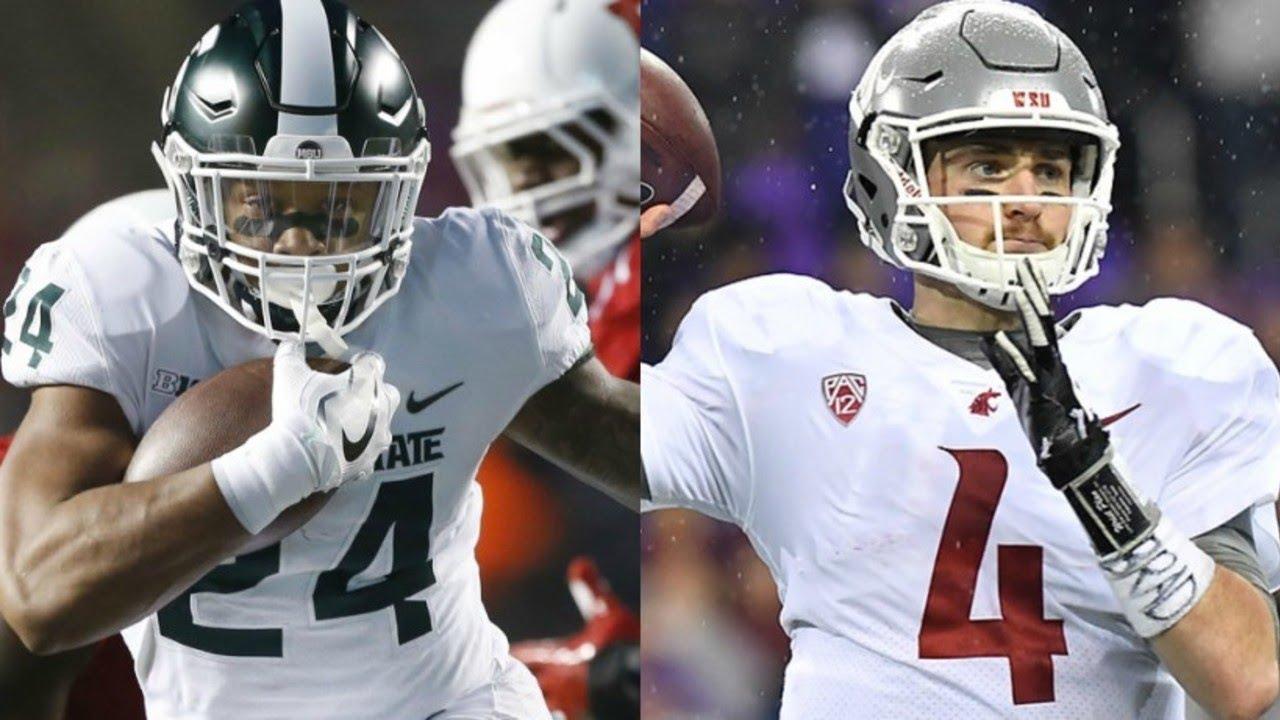 Holiday Bowl preview: Michigan State vs. Washington State
