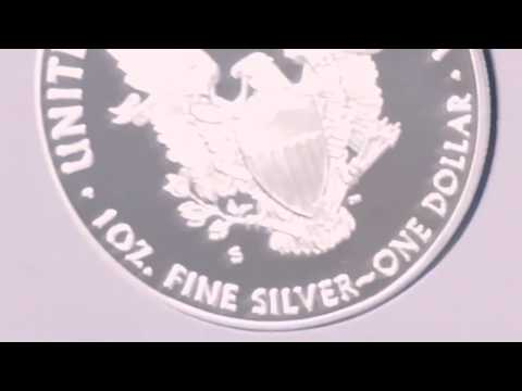 Unboxing 2017-S Proof Silver American Eagle 1 oz Coin!