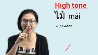 113 Learn Thai tones - Simple explanations with MTL school