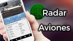 Rastrea Aviones EN VIVO | Flightradar | ZIDACO
