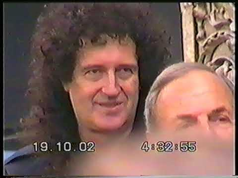 queen hollywood walk of fame brian may roger taylor. Black Bedroom Furniture Sets. Home Design Ideas
