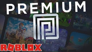 ROBLOX PREMIUM is coming OUT SOON