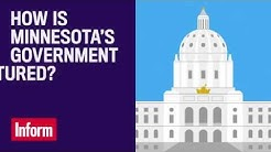 How is Minnesota's Government Structured?