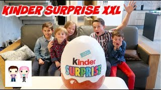 gabin-et-lili-nous-offre-un-kinder-surprise-xxl-