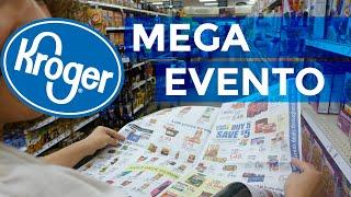 Super Compra en el Kroger Mega Evento!