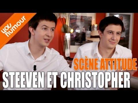 STEEVEN & CHRISTOPHER - Etre jumeau c'est une chance