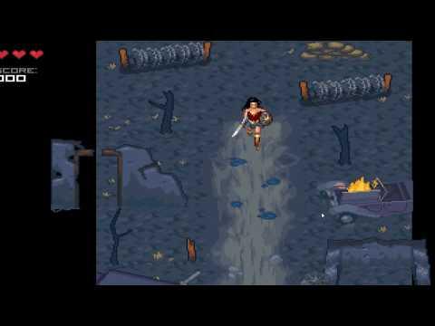 Wonder Woman ClipKaynak: YouTube · Süre: 42 saniye
