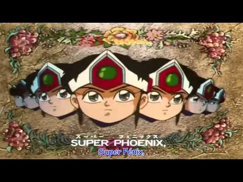 Opening Super Fenix  [Sub-Español][HD]