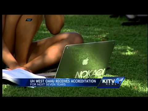 UH West Oahu receives accreditation