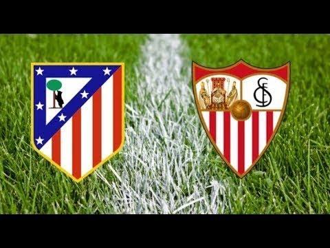نتيجة بحث الصور عن صورة مباراة اتلتيكو مدريد و اشبيلية