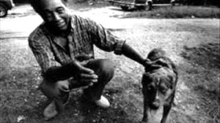 RL Burnside -  Leave me & my woman alone