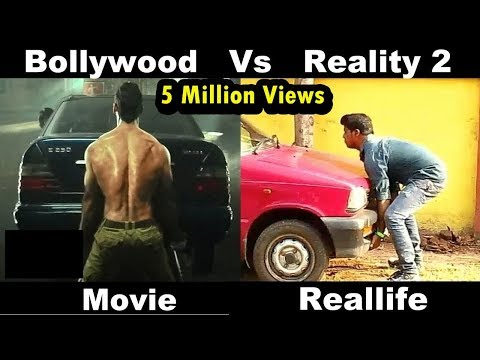 Bollywood Vs Reality (Part 2) | Reallife Funny Video | OYE TV