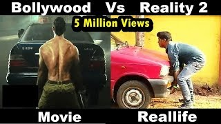 Bollywood Vs Reality (Part 2) , Reallife Funny Video , OYE TV