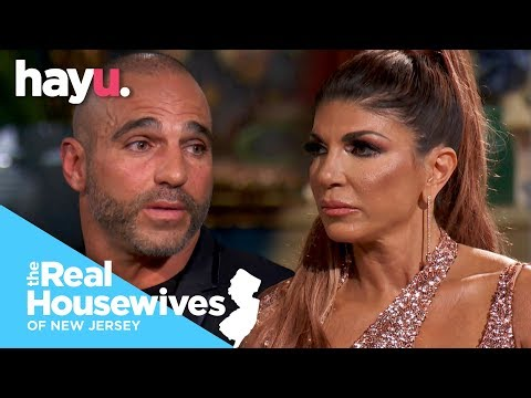 Teresa Will Leave Joe If He's Deported | Season 9 | Real Housewives of New Jersey