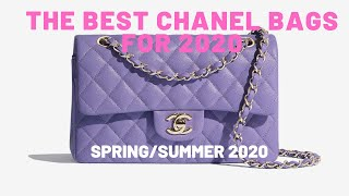 CHANEL SPRING/SUMMER 2020 BAGS: The best Chanel bags for 2020 are right here!