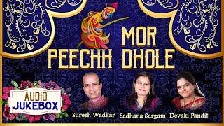 Mor Peechh Dhole | Jukebox | Suresh Wadkar, Sadhana Sargam | Ashit Desai | Red Ribbon Gujarati
