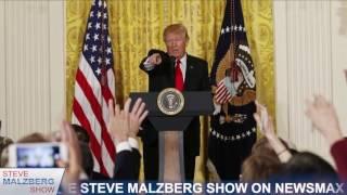 Malzberg | Rep. Blackburn: Trump not playing by media