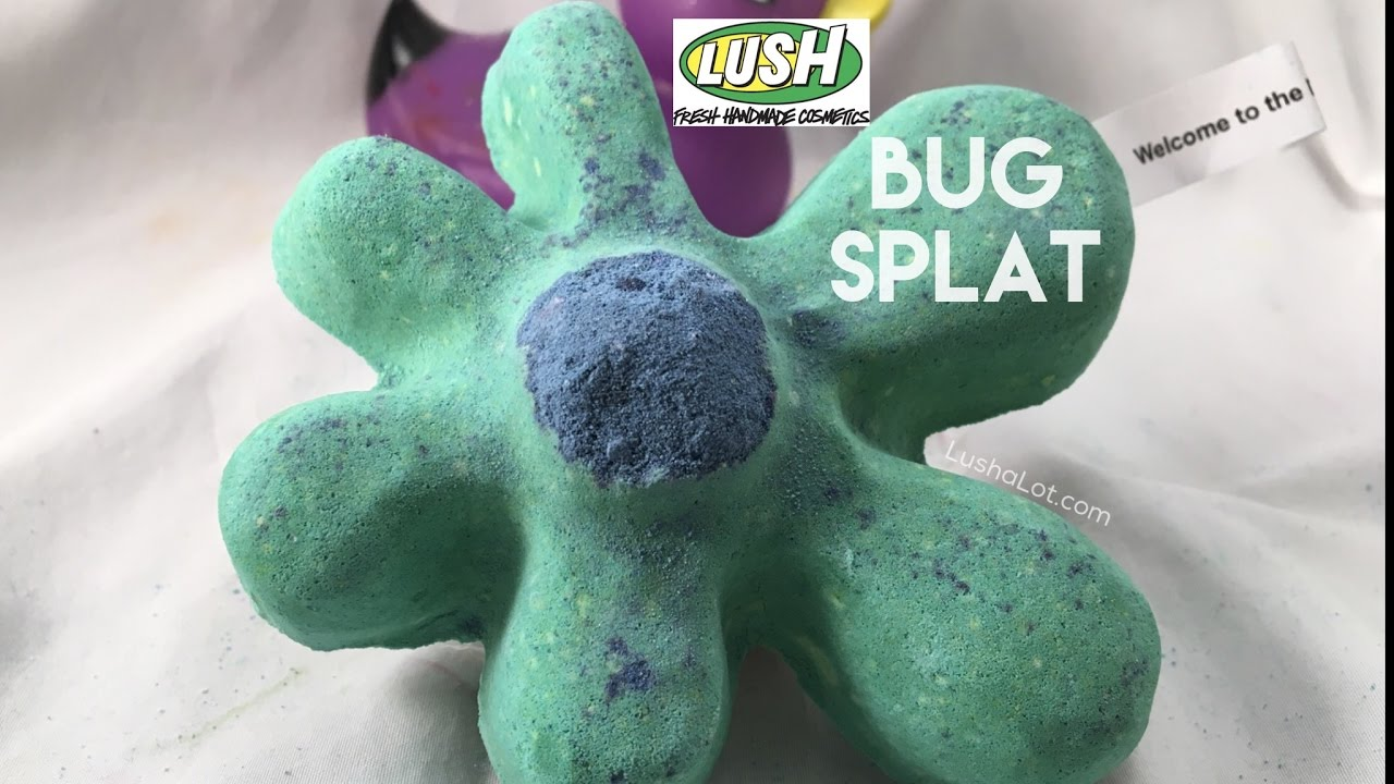 Bug Splat | Lush Encyclopedia Blog