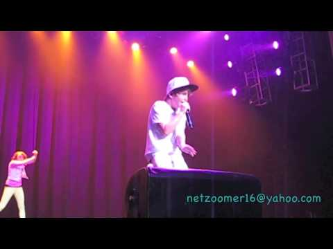 MattyB in Concert in Anaheim, California on 12-29-2013