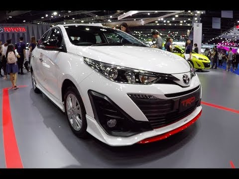 toyota yaris trd new agya matic 2018 sedan ativ 2019 youtube