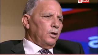 بالفيديو.. نجل المشير عبدالحكيم عامر يجيب على سؤاله تورط عبدالناصر في قتل والده